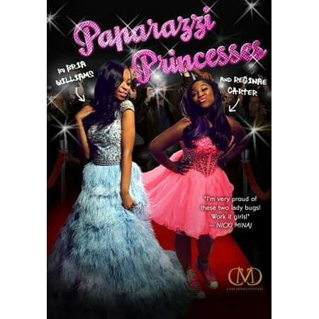 Paparazzi Princesses - eBook