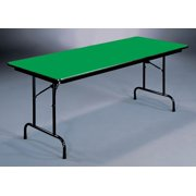 High Pressure Folding Table in Green (30 in. x 60 in./Green)