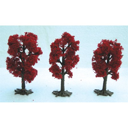 Wee Scapes Architectural Model Japanese Red Maple Trees
