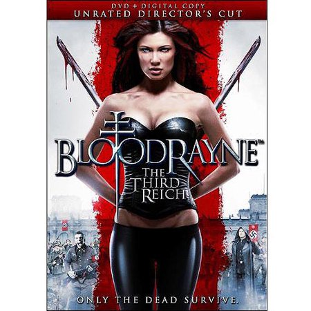 Bloodrayne: The Third Reich (Unrated Director's Cut) (Widescreen) - Movie Director Clapboard