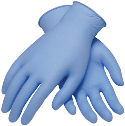 Part 63-332Xxl Glove Nitrile Powdered Xxl 100 Box, by Pip Glove, Single Item, Gr