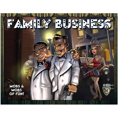 Mayfair Family Business Game