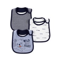 Child of Mine by Carter's Baby Boys Bibs, 3-Pack
