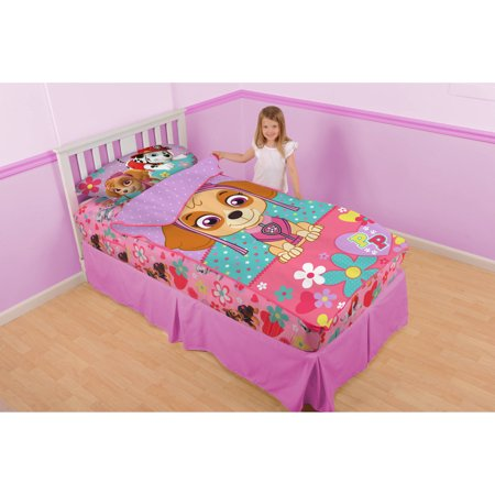Nickelodeon's Paw Patrol 'A Cute Skye' Zip It Bedding Set with Pillowcase