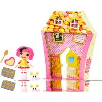 Mini Lalaloopsy Doll, Crumbs Sugar Cookie