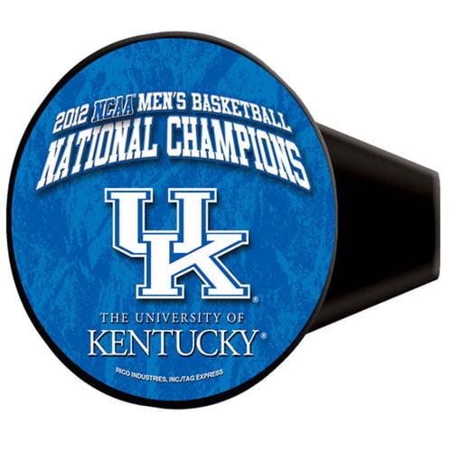 NCAA - Kentucky Wildcats 2012 NCAA Basketball National Champions Economy Hitchcover