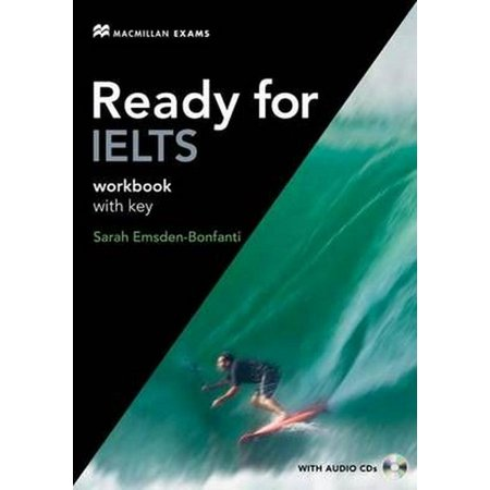 Ready for IELTS Workbook +key CD Pack - Halloween Arts And Crafts For Second Graders