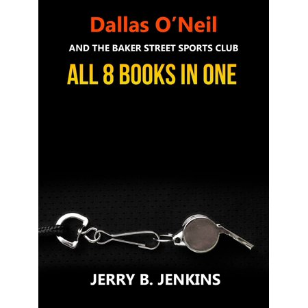 Dallas O'Neil and the Baker Street Sports Club Series Collection - eBook](Dallas Clubs Halloween 2017)