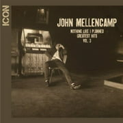 John Mellencamp - Icon: Nothing Like I Planned - Greatest Hits, Vol. 3 - CD