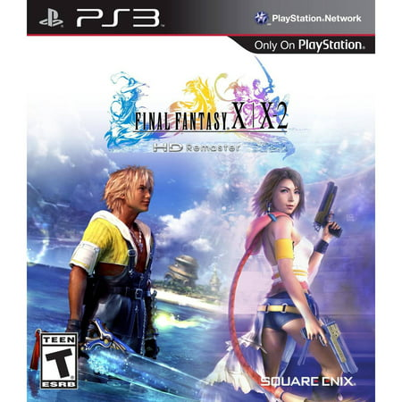 Square Enix Final Fantasy X / X-2 HD Remaster (PS3) (Ps3 Final Fantasy System)