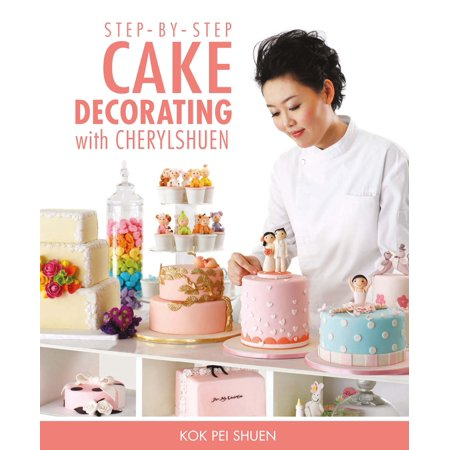 Step-by-step Cake Decorating with Cherylshuen -
