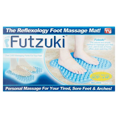 Futzuki La réflexologie plantaire Massage Mat!