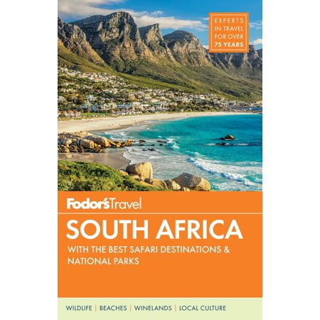 Fodor's South Africa : With the Best Safari