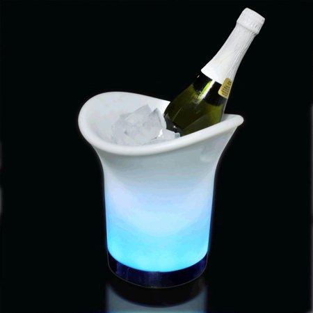 Led Buckle - LED Champagne Wine Ice Bucket