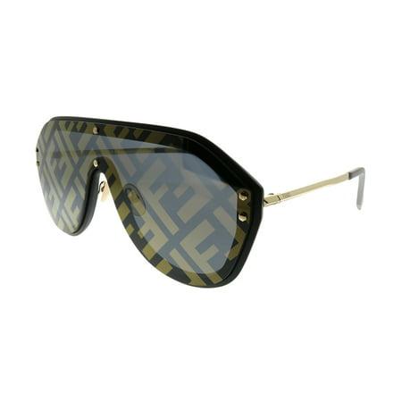 Fendi FF M0039/G 2M2 7Y Unisex Shield Sunglasses