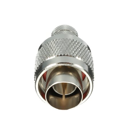 N-Type Crimp Plug Male Cable Straight RF Connector For LMR400 RG8 RG213 RG214 ! - image 2 of 8