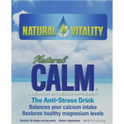 Natural Vitality Natural Calm, Original Flavor, 30 CT