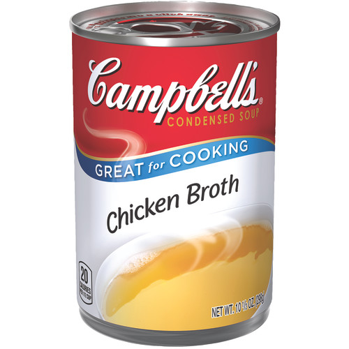Campbell's Condensed Chicken Broth, 10.5 oz.