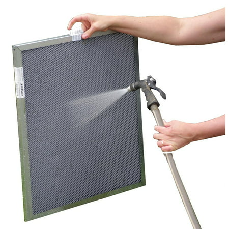 16x16x1 Electrostatic Washable Permanent A/C Furnace