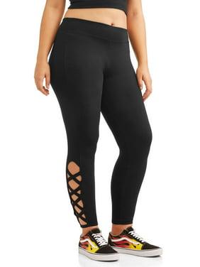 ebd637a8f1add Product Image Women s Plus Cut Out Leggings