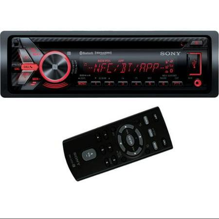 Sony MEX-GS610BT Car CD MP3 Radio Bluetooth iPhone In Dash Audio Receiver Unit by