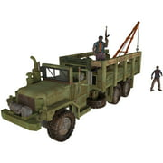 McFarlane Toys The Walking Dead Woodbury Assault Vehicle Construction Set
