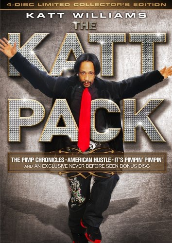 Katt Pack [Widescreen] [Box Set] [4 Discs] by VIVENDI VISUAL ENTERTAINMENT