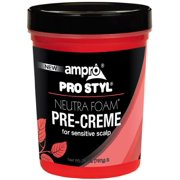 Ampro Pro Styling Pre Cream for Sensitive Scalp 26 oz. (Pack of 2)