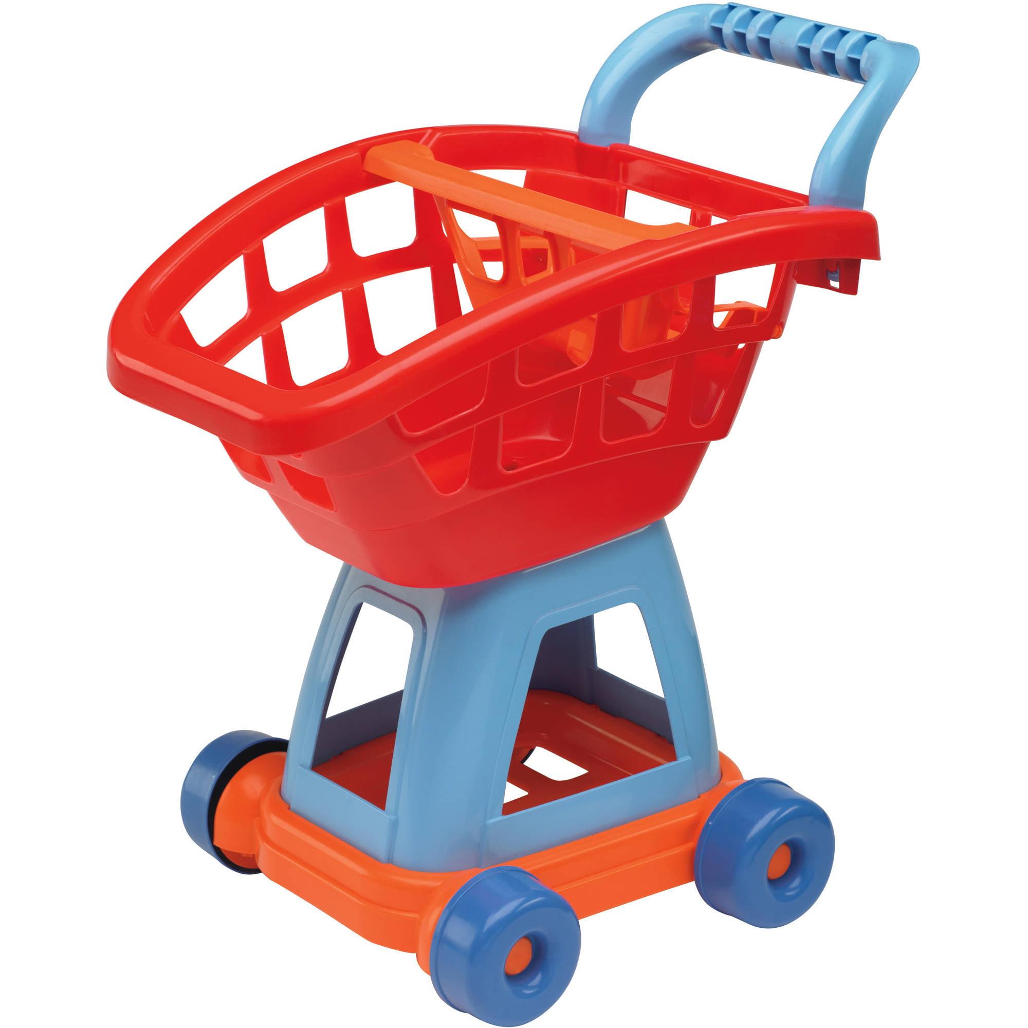 American Plastic Toys Kid's Cart