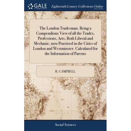 The London Tradesman. Being a Compendious View of All the Trades, Professions, Arts, Both Liberal and Mechanic, Now Practised in the Cities of London and Westminster. Calculated for the Information - Halloween View London
