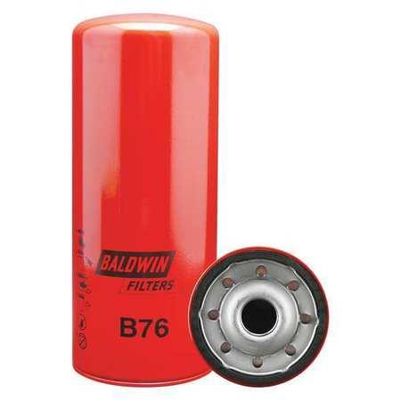Oil Filter,Spin-On,Full-Flow BALDWIN FILTERS B76