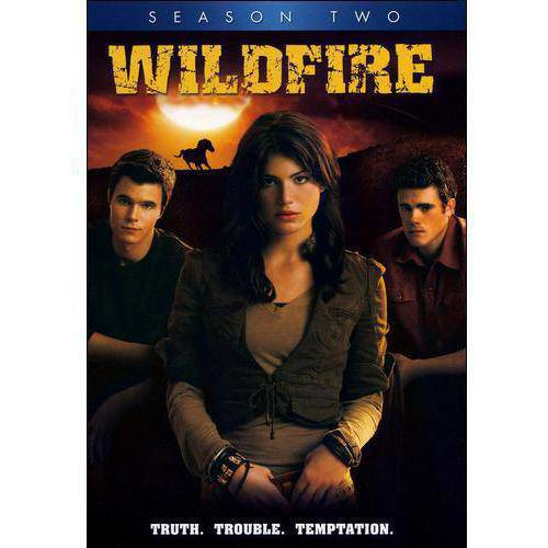WILDFIRE-SEASON 2 (DVD) (WS/ENG/5.1/13EPISODES/3DISCS)