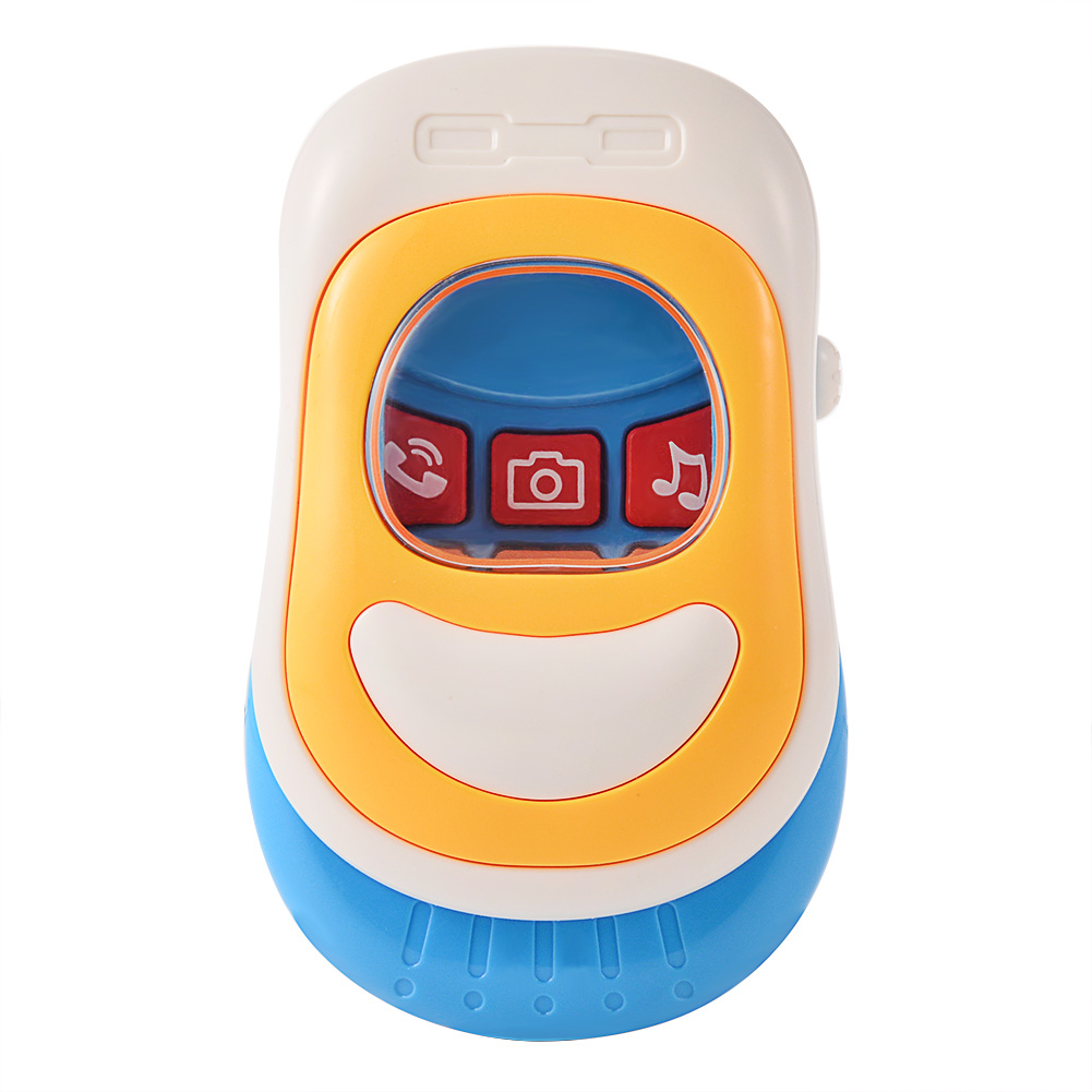 Baby Musical Mobile Phone Electronic Learning Toys for Baby by