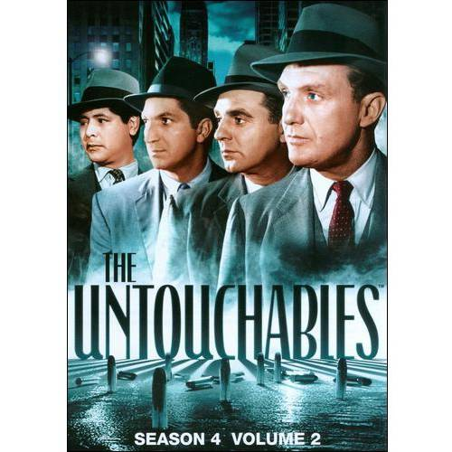 The Untouchables: The Fourth Season - Volume Two (Full Frame)