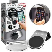 Bell+Howell Clever Grip Pro, Magnetic Portable Phone Mount, As Seen on TV