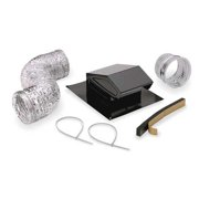 BROAN RVK1A Roof Vent Kit,Flexible Duct,8 ft. L