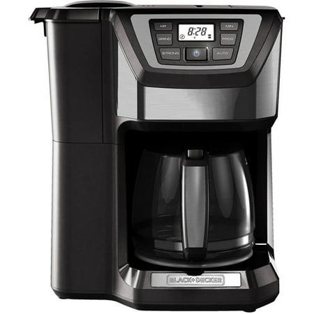 Manual cm5050 decker and black maker coffee