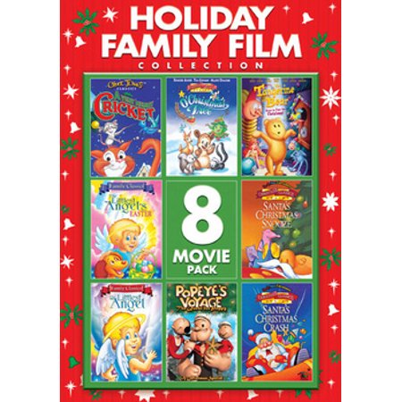 Family Friendly Halloween Films (Holiday Family Film Collection)