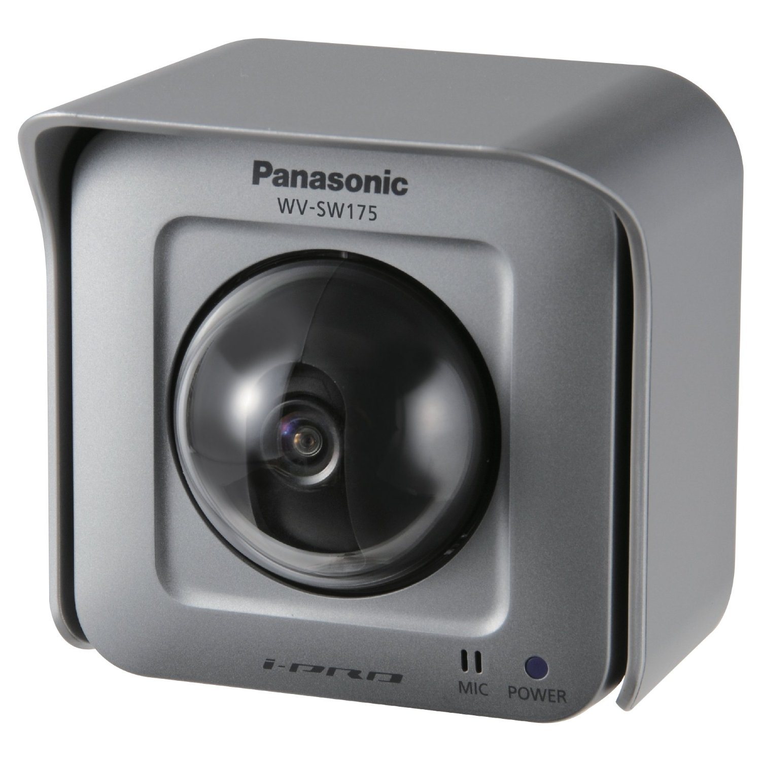 Panasonic Outdoor Pan-Tilting POE HD Camera