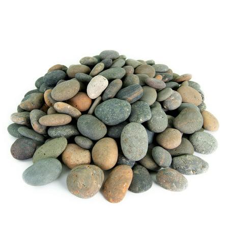 Mexican Beach Pebbles, 20 pounds