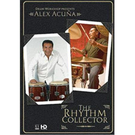 Alfred 77-6DVDAARC The Rhythm Collector - Livre de musique - image 1 de 1