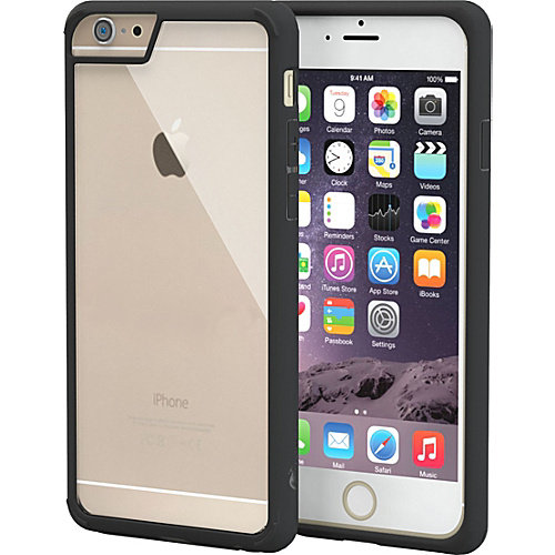 rooCASE PLEXIS IMPAX Hybrid PC TPU Case Cover for Apple iPhone 6/6s Plus 5.5