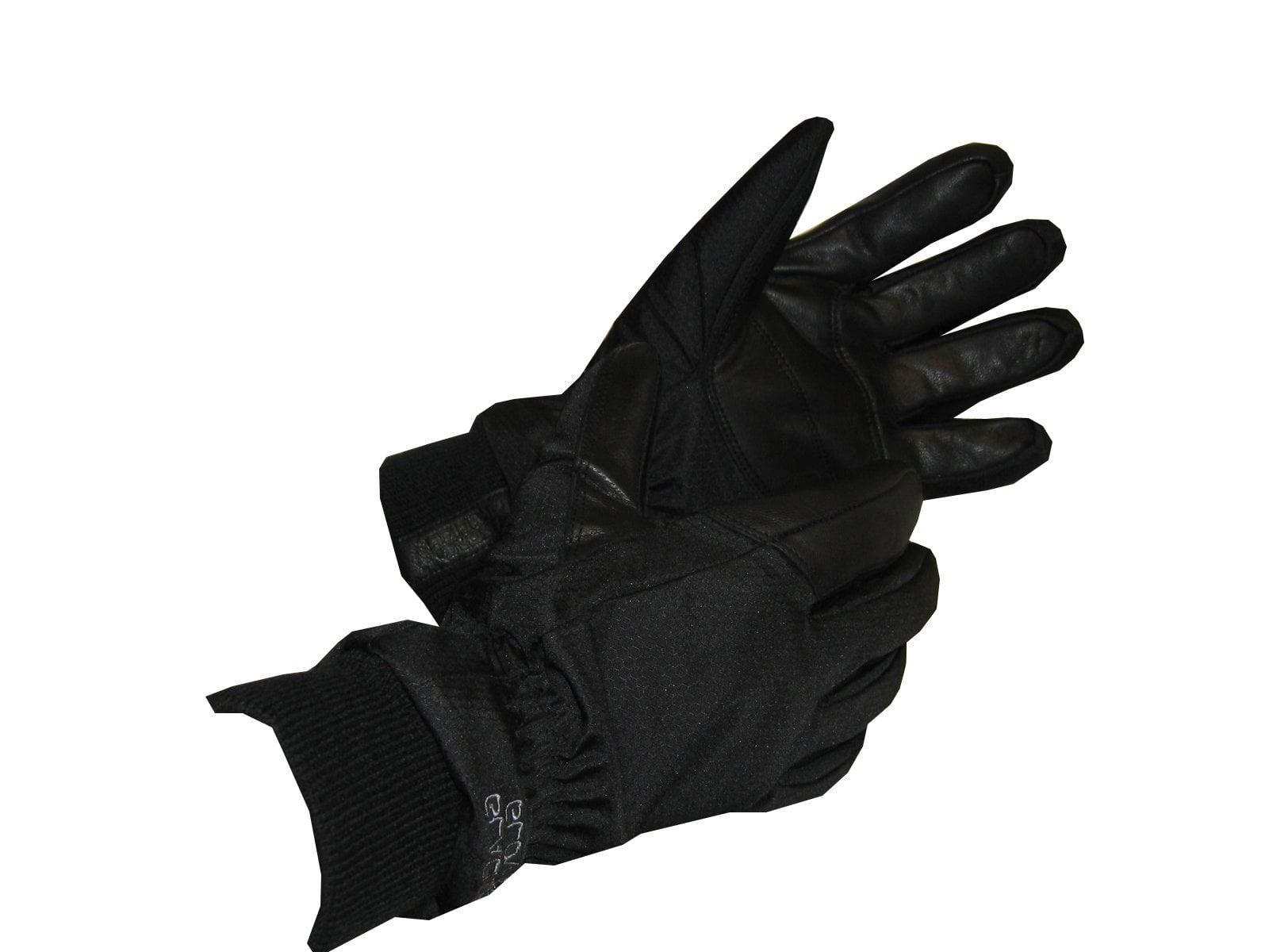 Glacier Glove Alaska Waterproof Insulated Glove 775BK-M by Insulated Gloves