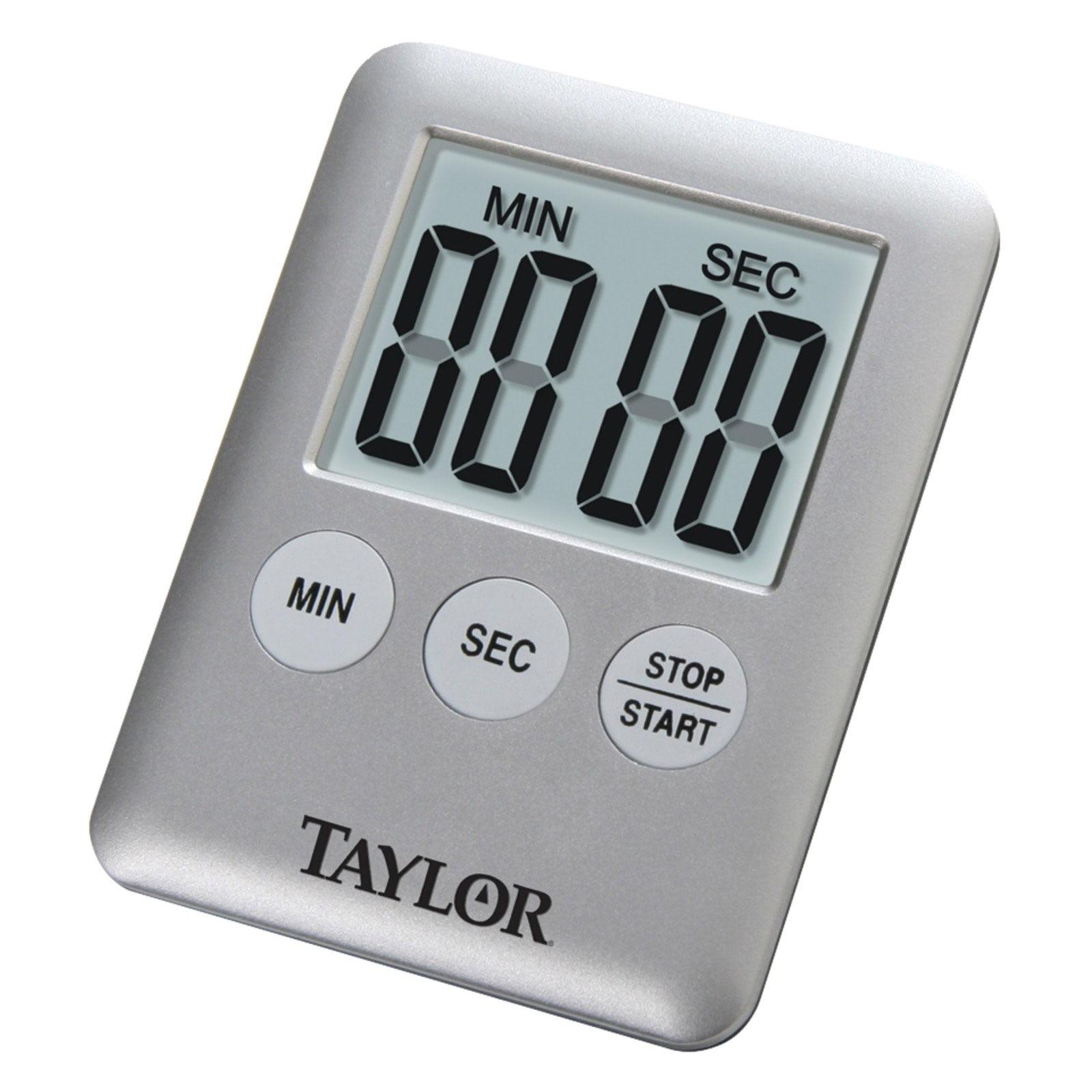 Taylor 58429 Mini Digital Kitchen Timer Walmartcom
