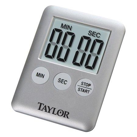Taylor 5842-9 Mini Digital Kitchen Timer - Walmart.com