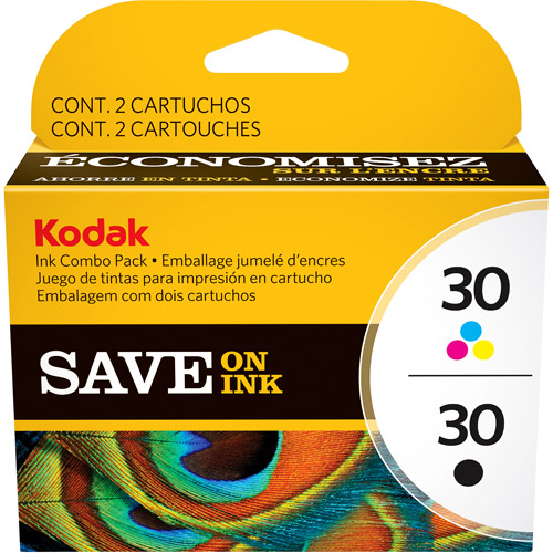 Kodak 30 Combo Ink Cartridge