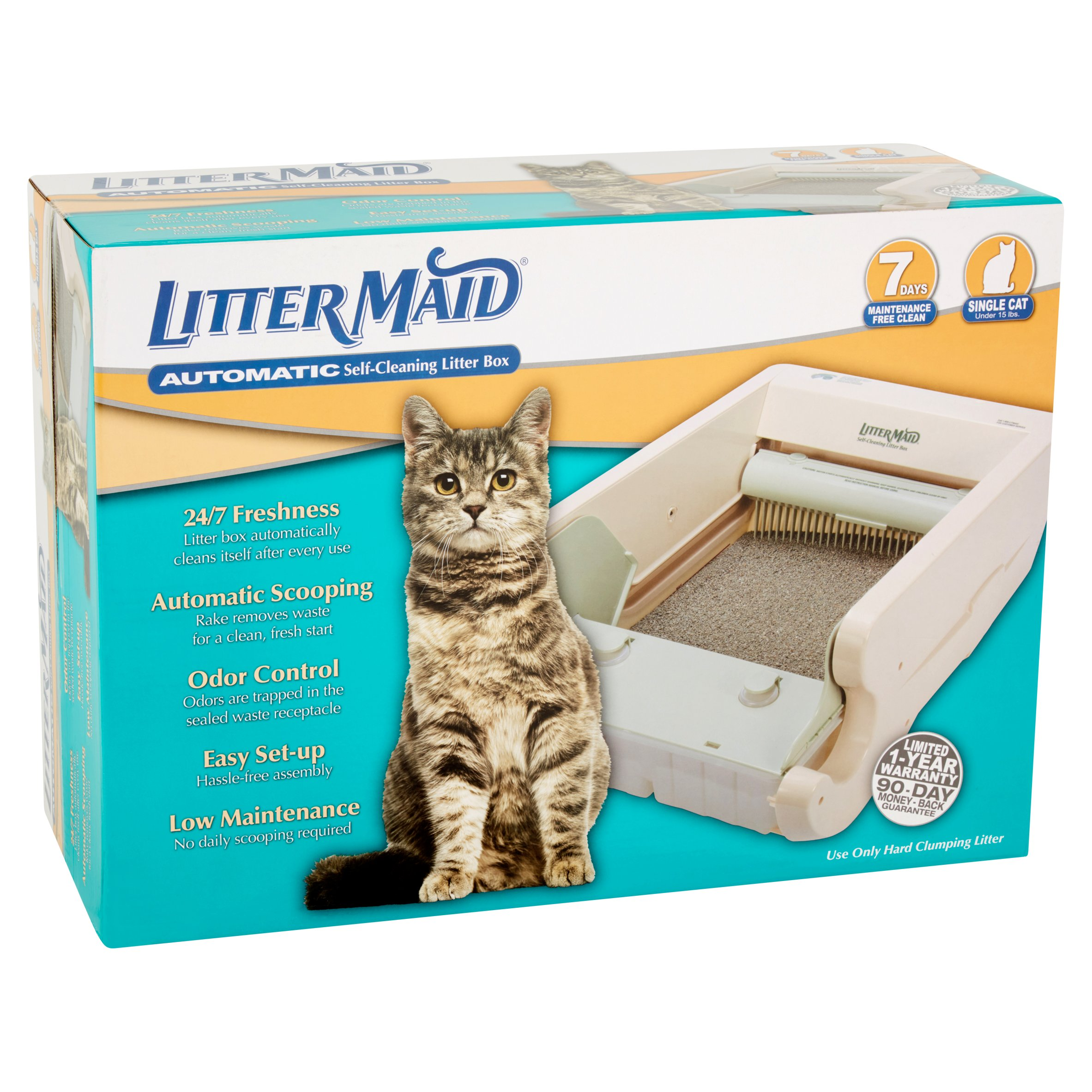 Littermaid Classic SelfCleaning Cat Litter Box LM Walmartcom - 26 pets who got stuck but keep pretending everythings ok 5 cracked me up