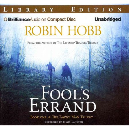 Fools Errand: Library Edition by