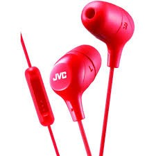 JVC HAFX38P Pink Marshmallow HEADPHONES Original High Quality / New Brand