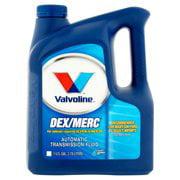- (6 pack) Valvoline DEX/MERC Automatic Transmission Fluid - 1 Gallon